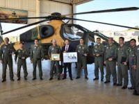 T129 Atak Helikopteri İlk Uçuş Gösterisini Yaptı