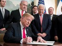Trump İsrail Seçimlerine Müdahale Mi Ediyor?
