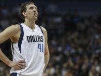 NBA'in 'İhtiyar Delikanlısı' Dirk Nowitzki