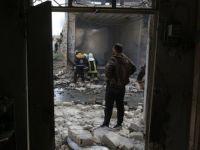 Uluslararası Af Örgütü'nden Esad Rejimine 'Sivilleri Bilinçli Olarak Vuruyor' Suçlaması