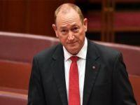 Avustralya Senatosu, Senatör Anning'i Resmen Kınadı