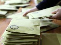 İstanbul'da 17 İlçede Oylar Sayılıyor