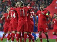 Türkiye FIFA Dünya Klasmanında Yükseldi