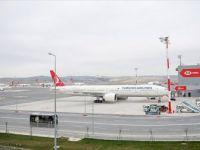 İstanbul Havalimanı'ndan İlk Uçuş Ankara'ya