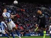 İngiltere'de İlk Finalist Manchester City