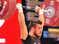Milli Sporcu Daniyar İsmayilov'dan Altın Madalya