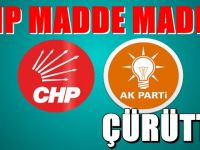 CHP'den AKP'nin Büyükçekmece iddialarına madde madde yanıt