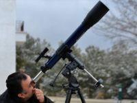 Kreiken Rasathanesi Teleskopları Gökyüzüne 'Mars' İçin Çevrilecek
