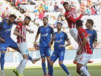 Süper Lig'in 28. Haftasında Antalyaspor Evinde Galip