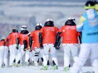 Senkronize Kayak Milli Takımı 17 Yıl Sonra Piste Çıktı