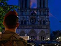 Fransa Cumhurbaşkanı Macron: 'Notre Dame'ın 5 Yılda Tamamlanmasını İstiyorum'