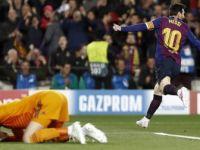 Barcelona ve Ajax Yarı Finale Yükseldi