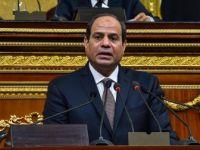 Mısır Cumhurbaşkanı Sisi 2030'a Kadar Görevde