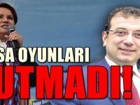 Meral Akşener'in İmamoğlu mesajında ince detay