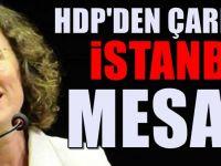 HDP'li Filiz Kerestecioğlu'ndan Ekrem İmamoğlu kutlaması