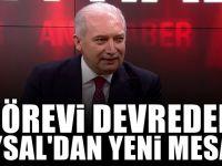 Görevi Ekrem İmamoğlu'na devreden AKParti'li Uysal'dan açıklama