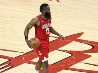 James Harden 'Triple-double' Yaptı, Rockets Kazandı