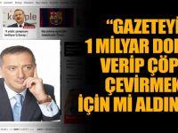 Fatih Altaylı'dan Hürriyet'e: İmamoğlu tepkisi