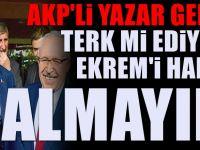 Yandaş yazardan AKP'ye uyarı! İmamoğlunu hafife almayın