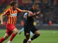 Galatasaray ile İstikbal Mobilya Kayserispor 46. Randevuda