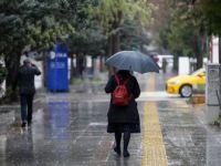 Meteorolojiden Ülke Genelinde Yağış Uyarısı