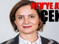 CHP'li Canan Kaftancıoğlu'ndan NTV'ye sert tepki