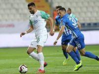 Kasımpaşa ile Bursaspor 1-1 Berabere Kaldı
