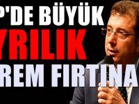 AKP'de görüş ayrılığı: İmamoğlu kasırgası