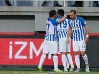 BB Erzurumspor Deplasmanda Kazandı