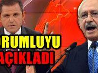 Fatih Portakal'dan çarpıcı Kılıçdaroğlu açıklaması