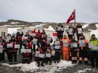 Türkiye ve Belarus'tan 'Antarktika' İş Birliği