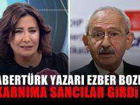 Sevilay Yılman'dan çok çarpıcı Kılıçdaroğlu Yorumu