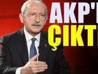 Kılıçdaroğlu olayında yeni gelişme! AKP'li çıktı