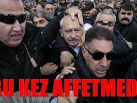 Kılıçdaroğlu Bu kez affetmedi