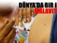 Sıtma Aşısı Dünyada İlk Kez Malavi'de Uygulanmaya Başlandı