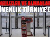 Türkiye'den İngiliz Ve Alman Cezaevlerine 'Kapı' Gibi Güvenlik