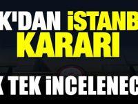 Beklenen Açıklama : YSK'nın İstanbul kararı