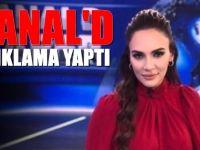 Buket Aydın kovuldu iddiasına Kanal D Açıklama yaptı