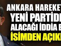 Ankara'da Davutoğlu fırtınası!