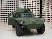 Türkiye'nin İlk Elektrikli Zırhlı Aracı 'Akrep II' Tanıtıldı