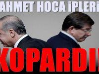 Davutoğlu resmen Erdoğan'a rakip oldu