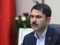 Çevre ve Şehircilik Bakanı Kurum'dan Üniversitelere 'Proje' Çağrısı