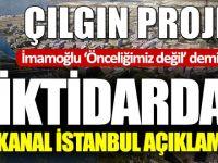 Ekrem İmamoğlu'na iktidardan jet yanıt!