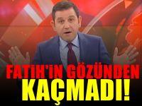 Fatih Portakal'dan AKP'ye: Koltuk gitti vicdan dile geldi