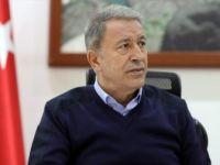 Bakan Akar: 'Yeni Askerlik Sistemine İlişkin Çalışmalar Tamamlanmak Üzere'