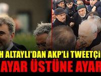 Fatih Altaylı'dan AKP'lilere Kılıçdaroğlu Ayarı! Her sözü ibretlik