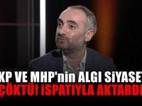 İsmail Saymaz'dan manidar 'CHP'li belediye' paylaşımı