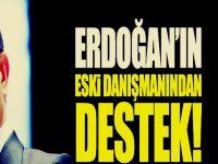 AKP'deki Davutoğlu geriliminde beklenmedik destek