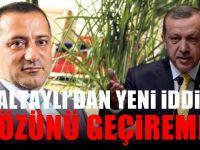 Fatih Altaylı: Erdoğan'ın partisine söz geçiremeyeceği alan...