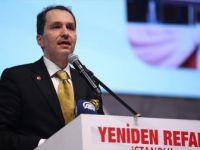 Yeniden Refah Partisi İstanbul 1. Olağan Kongresini Yaptı